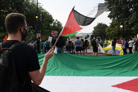 SUA intentioneaza sa redeschida o misiune diplomatica pentru relatia cu palestinienii