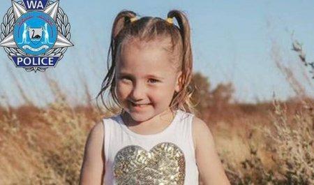 Disparitia unei fetite de 4 ani a devenit caz national in Australia