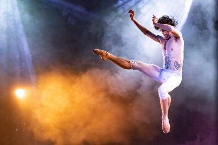 Spectacolul lui Sergei Polunin in Romania, in premiera pe TIFF Unlimited, de Ziua Mondiala a Baletului
