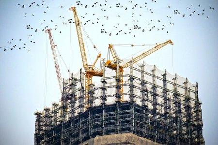Lucrarile de constructii au scazut in UE! Romania, printre tarile cele mai afectate