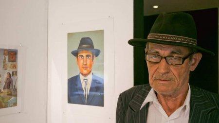 A murit artistul Ion Barladeanu, cunoscut pentru colajele pop art