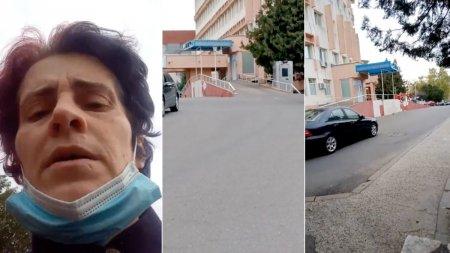 Femeie din Piatra-Neamt, cercetata penal dupa ce a facut Live pe Facebook si a mintit ca spitalul este gol