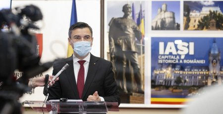 Primarul Mihai Chirica vrea lockdown in Iasi macar doua saptamani, pentru a opri raspandirea COVID