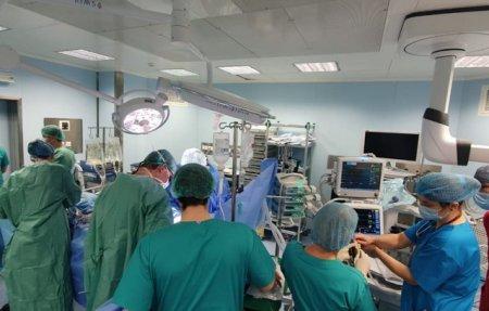 Viata bate moartea: 5 vieti salvate dupa o prelevare de organe de la un pacient aflat in moarte cerebrala