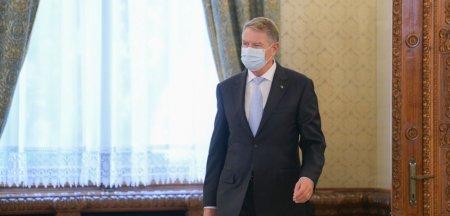 Iohannis, despre criza sani<span style='background:#EDF514'>TARA</span>: Este o drama nationala de proportii teribile. Seful statului vrea instituirea unor noi restrictii