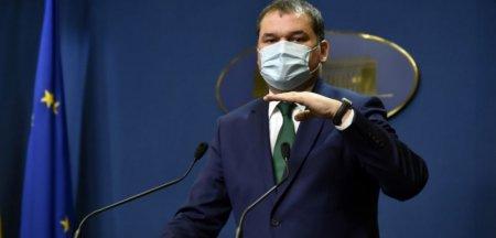 Ministrul Sanatatii: Cadre medicale au dat mesaje impotriva vaccinarii. Masurile trebuiau sa mearga pana la ridicarea dreptului de practica