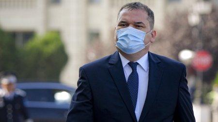 Ministrul Sanatatii avertizeaza: Inca nu am ajuns in varful valului 4 al pandemiei, nu suntem nici macar pe platou