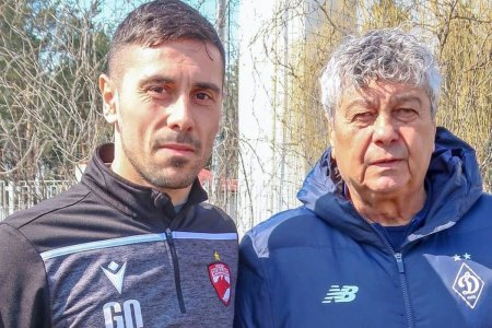 S-a intors! Preparatorul fizic-minune al lui Dinamo a semnat cu alt club din Liga 1