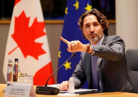 Canada introduce obligativitatea vaccinarii impotriva Covid a parlamentarilor