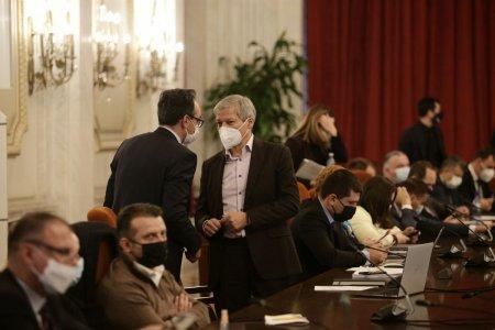 Zi decisiva in criza politica. Guvernul Ciolos, la votul din Parlament