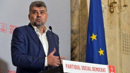 PSD a decis: Nu va vota guvernul propus de Dacian Ciolos