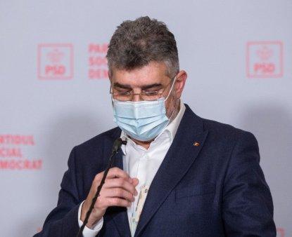 Marcel Ciolacu: Dupa sedinta de azi, eu si colegii mei mergem sa facem doza trei de vaccin