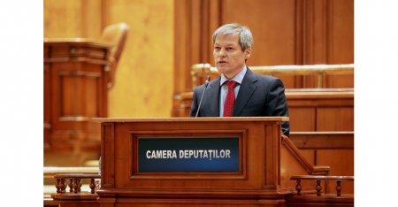 Cabinetul minoritar Ciolos fata cu Parlamentul. Ciolos a cerut pastrarea unui moment de reculegere pentru victimele pandemiei - LIVE UPDATE