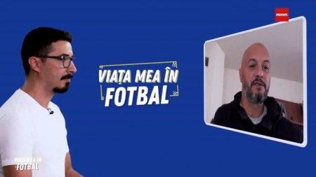LIVE ora 12.00. Viata mea in fotbal, invitat Cristi Dulca, antrenorul echipei nationale de fotbal feminin