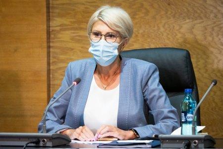 Raluca Turcan, catre functionari: In institutiile publice, certificatul verde trebuie sa fie pasaport de acces la munca
