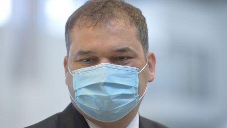Ministrul interimar al Sanatatii, Cseke Attila, cere medici si medicamente de la Uniunea Europeana