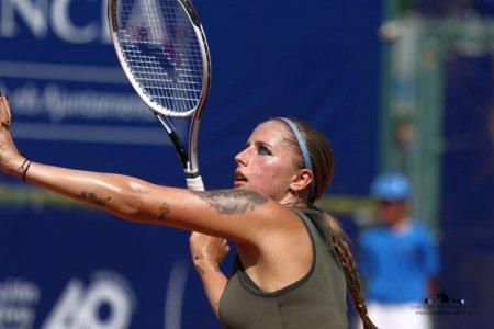 Andreea Pr<span style='background:#EDF514'>ISAC</span>ariu joaca la Transylvania Open! Anuntul facut de organizatori