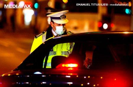 Masurile restrictive se inaspresc in Capitala: Controalele de noapte si cele care vizeaza operatorii economici si cetatenii se intensifica