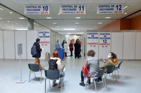 Maraton al vaccinarii impotriva COVID-19 in acest weekend la Rom<span style='background:#EDF514'>EXPO</span>. Persoanele imunizate primesc tichete de masa in valoare de 100 de lei