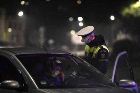 Controale de noapte mai severe in Bucuresti, incepand de miercuri seara. Prefectura anunta ca numarul politistilor si jandarmilor va fi suplimentat