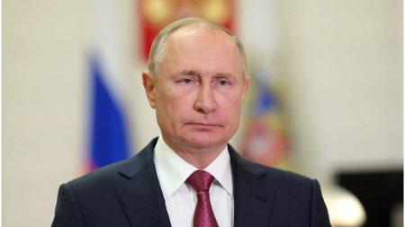 <span style='background:#EDF514'>VLADIMIR PUTIN</span> nu va participa la summitul climatic COP26. Liderul rus nu si-a motivat decizia