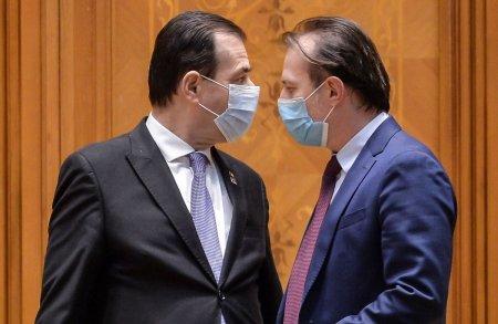 Ludovic Orban, dupa ce a cerut demisia lui Citu din fruntea partidului: Deja sunt cu un pas in afara PNL