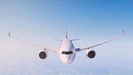 Alerta pe Otopeni! Un avion a ratat decolarea de doua ori. Pasagerii au fost debarcati
