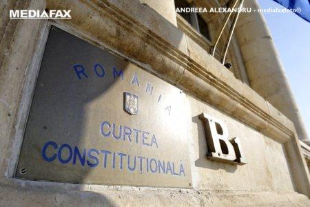 Magistratii Curtii Constitutionale au admis: Hotararea <span style='background:#EDF514'>PARLAMENTUL</span>ui de incuviintare a primei stari de alerta a fost neconstitutionala