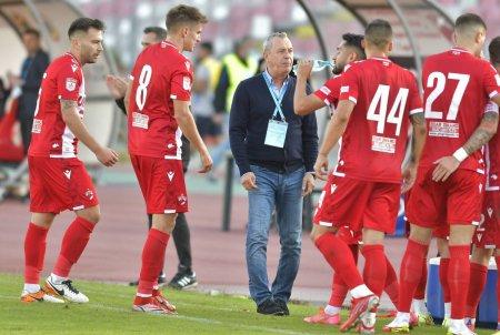 Rednic a inceput curatenia la Dinamo: Altfel, intram in faliment! + Mai vin doi jucatori