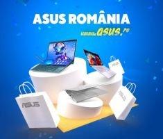 ASUS integreaza in site-ul global eShop-ul oficial pentru utilizatorii din Romania