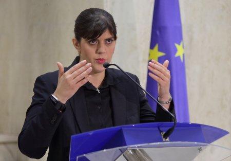 Laura Codruta Kovesi arunca toata Europa in aer! Decizia luata de fosta sefa DNA. Este fara mila