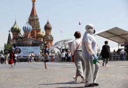 O saptamana libera in Rusia, din cauza intensificarii pandemiei de COVID. Mesajul lui Vladimir Putin