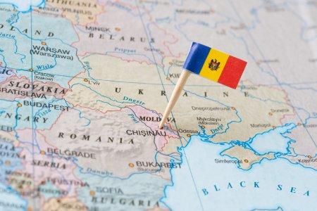 Republica <span style='background:#EDF514'>MOLDOVA</span> a terminat pacura. Apeleaza la rezerva de stat