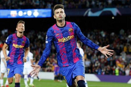 Record egalat! Gol istoric in meciul lui <span style='background:#EDF514'>MIRCEA LUCESCU</span> din Liga Campionilor