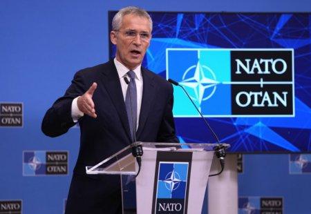 Jens Stoltenberg: NATO vrea <span style='background:#EDF514'>RELUARE</span>a dialogului cu Rusia, pentru reducerea tensiunilor