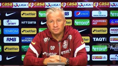 Dan Petrescu, speriat inaintea meciului cu AZ Alkmaar