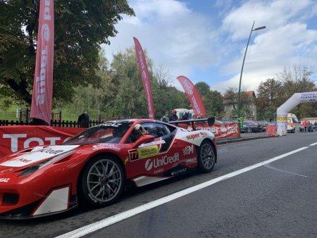Spectacol la Arcul de Triumf in weekend: finala Campionatului National de Super Rally