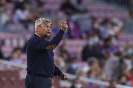 Barcelona a facut 18 faulturi! » <span style='background:#EDF514'>MIRCEA LUCESCU</span>: E o lectie pentru jucatorii mei