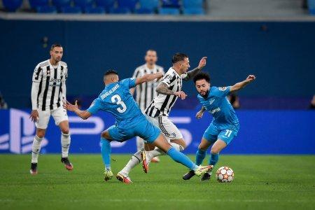 Juventus castiga italieneste la Sankt Petersburg. Jorginho, performanta rari<span style='background:#EDF514'>SIMA</span> pentru Chelsea