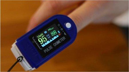 Pulsoximetrele, la mare cautare: La ce folosesc si cum ajuta in caz de Covid (VIDEO)
