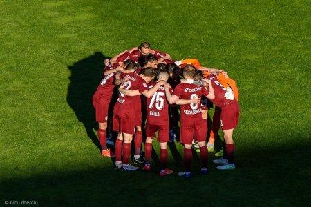 CFR Cluj - AZ Alkmaar. Ora si televizarea meciului din grupele Conference League. Ce a declarat Dan Petrescu, inaintea partidei (Video)