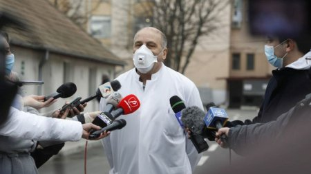 Medicul Virgil Musta cere lockdown total pentru a opri pandemia: Vaccinarea e importanta, dar nu poate avea efecte atat de rapide!