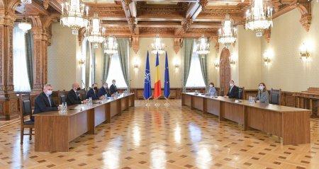 O noua runda de consultari la Palatul Cotroceni. Klaus Iohannis a chemat partidele la discutii pentru desemnarea unui nou premier