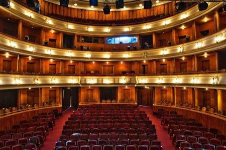Comedia Liniste in culise!, in premiera la Teatrul Nottara