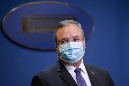 Nicolae Ciuca, pr<span style='background:#EDF514'>OPUS</span> prim-ministru de PNL. Liberalii merg pe guvern minoritar cu UDMR