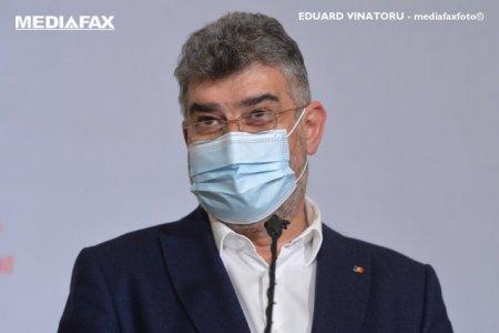 PSD ar putea sustine un guvern minoritar: Ciolacu: trebuie sa luam in considerare perioada