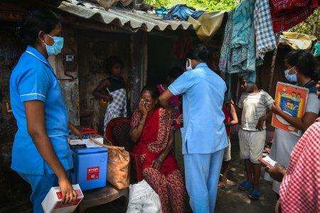India a administrat peste un miliard de doze de vaccin anti-COVID-19