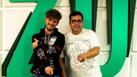 Cuza, noul partener de emisiune la Radio ZU al lui <span style='background:#EDF514'>RAZVAN POPESCU</span>: Este o super provocare