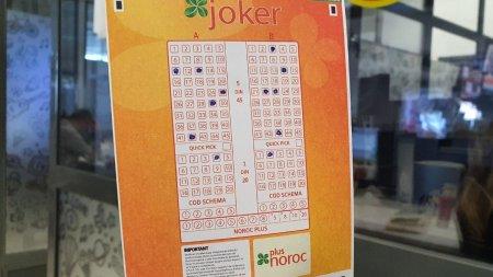 Rezultate Loto 6/49 si Joker din 21 octombrie 2021