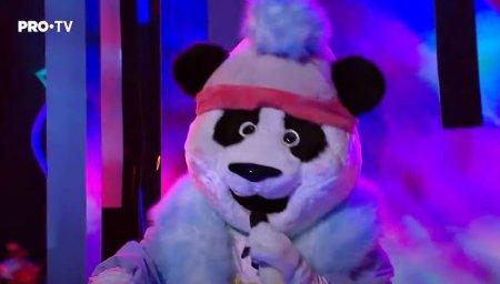Cine este Lady Panda de la Masked Singer Romania, sezonul 2: Toata lumea este fermecata de aparitia mea
